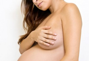 Как ухаживать за грудью во время беременности.