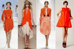 Какие цвета в моде весной