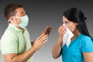 Профилактика гриппа.