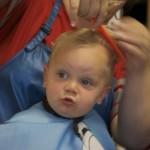 Как правильно стричь волосы ребенку