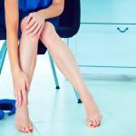 Как снять боль в ногах после работы