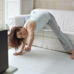 Как заставить себя заниматься спортом дома