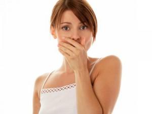 Металлический привкус во рту