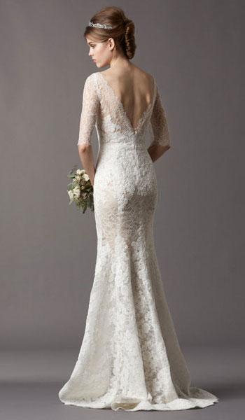 Свадебные платья 2015 - фото 11