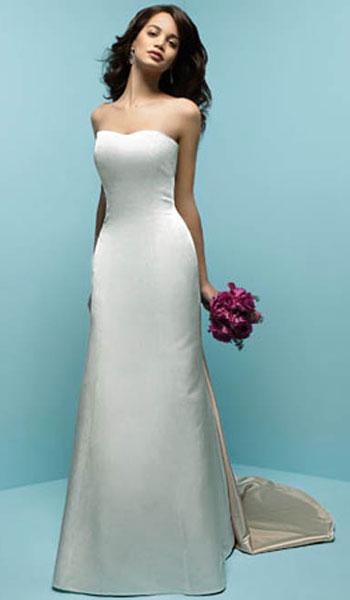 Свадебные платья 2015 - фото 12