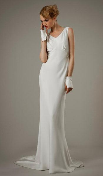 Свадебные платья 2015 - фото 14