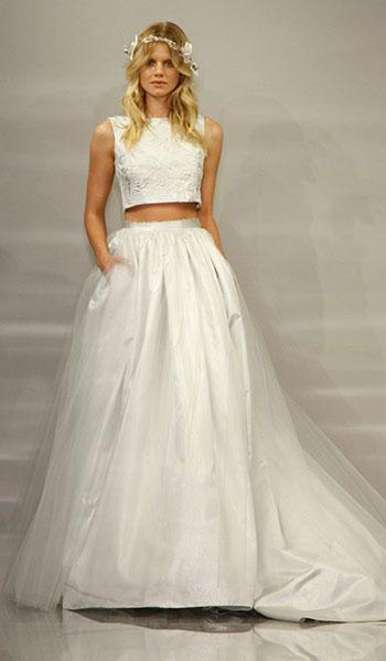 Свадебные платья 2015 - фото 15