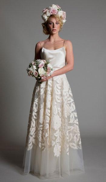 Свадебные платья 2015 - фото 4