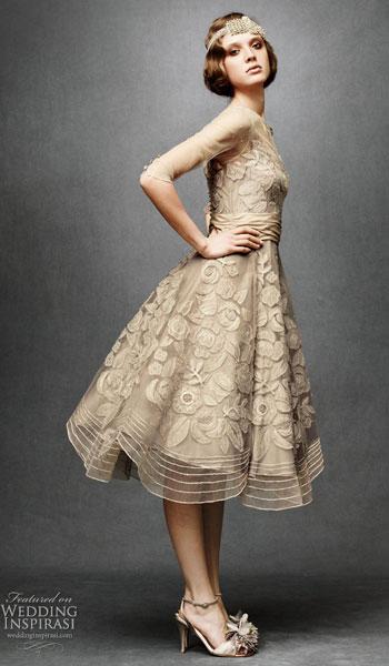 Свадебные платья 2015 - фото 5