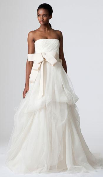 Свадебные платья 2015 - фото 9
