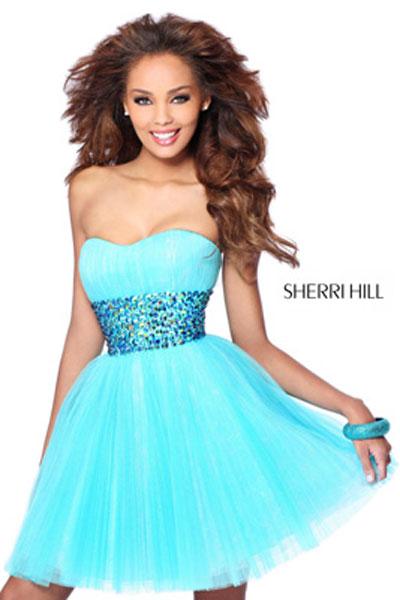 Випускні сукні 2015 - фото 11