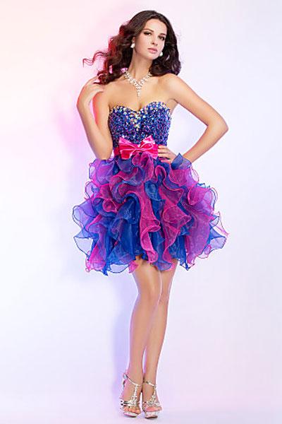 Випускні сукні 2015 - фото 7