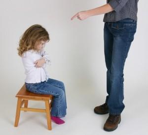 Как научить ребенка что нельзя