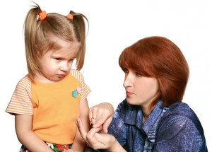 Учим ребенка, что нельзя