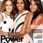 Сара Джессика Паркер снялась для обложки журнала Glamour с Мишель Обамой