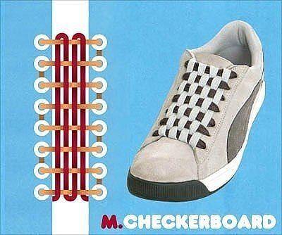 Как завязать шнурки 4