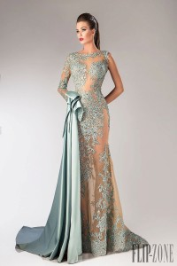 Вечерние платья 2015, фото-11