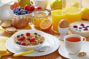 Идеальный завтрак для похудения