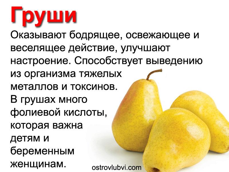 Интересные факты о фруктах в картинках