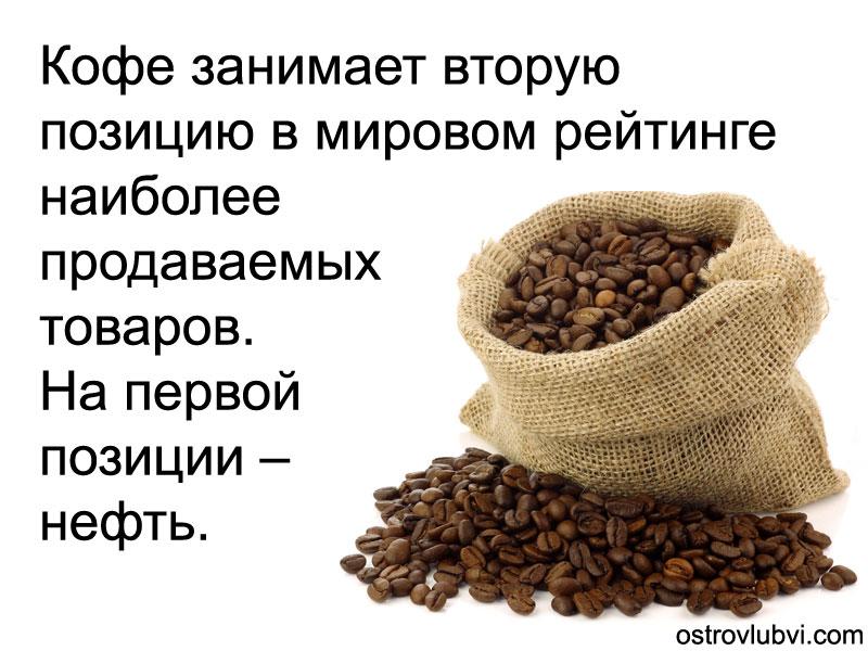 10 интересных фактов о пользе кофе