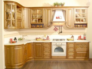 Как быстро отмыть кухню от жира