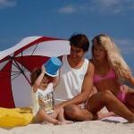 Где можно отдохнуть с маленьким ребенком летом