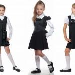 Как украсить школьную форму