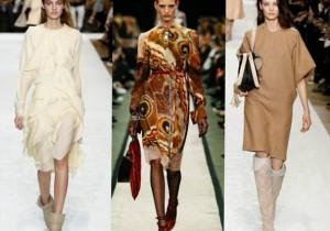 Модные тенденции осень-зима 2015
