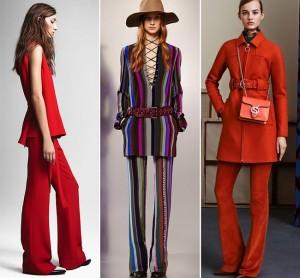 Модные тренды осень-зима 2015