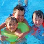 Игры с ребенком в воде