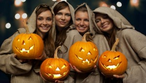 Хэллоуин - идеи для вечеринки