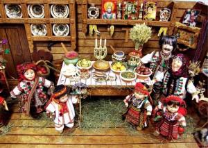 Рождественские традиции в Украине