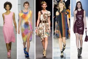 Модные тенденции весна-лето 2016