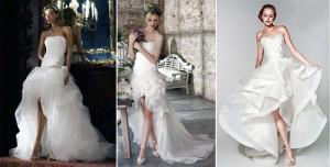 Свадебные платья 2016-фото 2