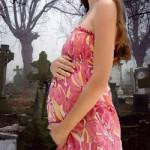 Можно ли беременным на похороны