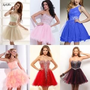 Выпускные платья 2016 - фото 4