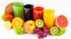 Как правильно пить свежевыжатые соки