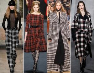 Мода осень-зима 2016-17