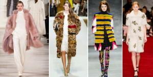 Тенденции моды осень-зима 2016-17