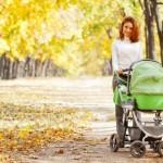 Как организовать прогулки с новорожденным