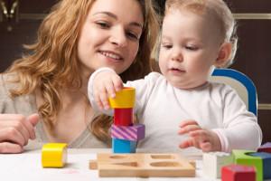 Занятия для детей в 1-2 года