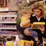 Как совершать покупки с детьми